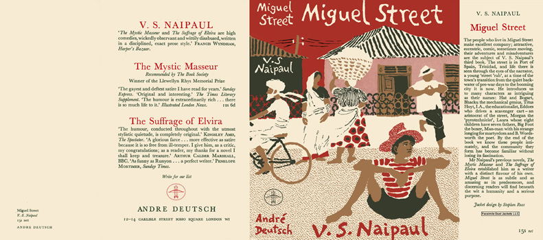 Miguel Street. V. S. Naipaul