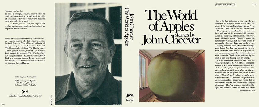 john cheever the worm in the apple Essays - largest database of quality sample essays and research papers on john cheever the worm in the apple.