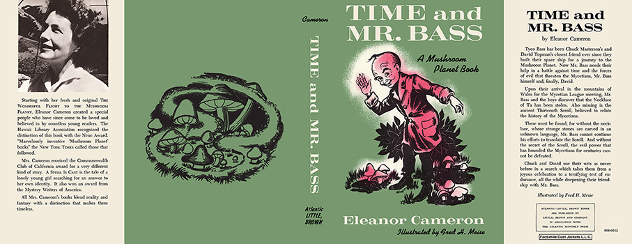 Time and Mr. Bass. Eleanor Cameron, Fred H. Meise.