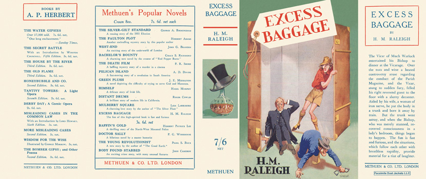 Excess Baggage. H. M. Raleigh