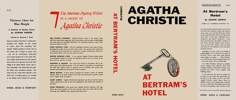 At Bertram's Hotel. Agatha Christie