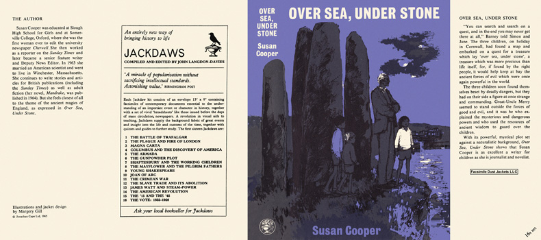 Over Sea, Under Stone. Susan Cooper, Margery Gill