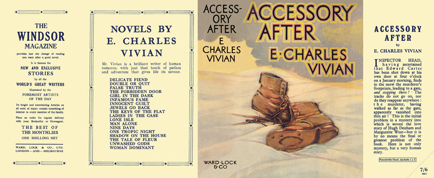 Accessory After. E. Charles Vivian.