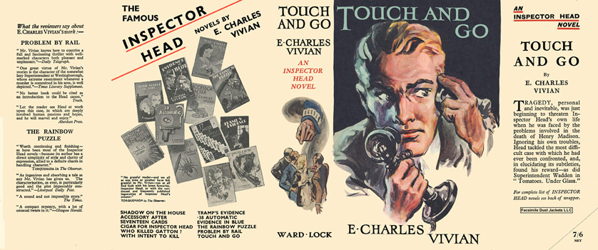 Touch and Go. E. Charles Vivian.