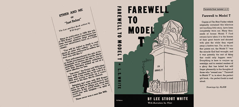 Farewell to Model T. Lee Strout and Alain White