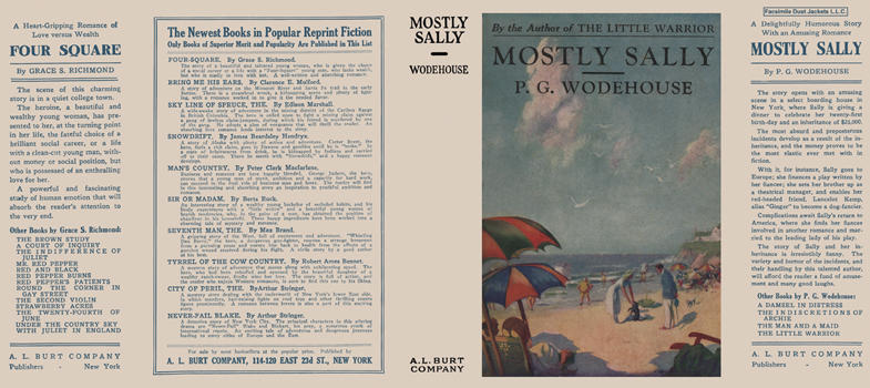 Mostly Sally. P. G. Wodehouse.