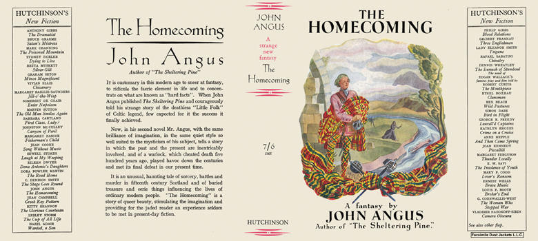 Homecoming, The. John Angus