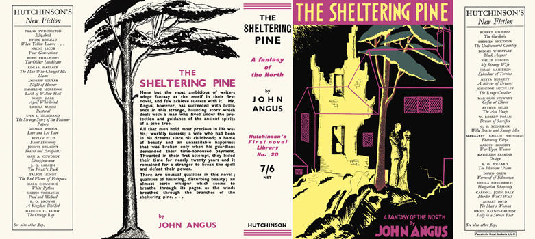 Sheltering Pine, The. John Angus