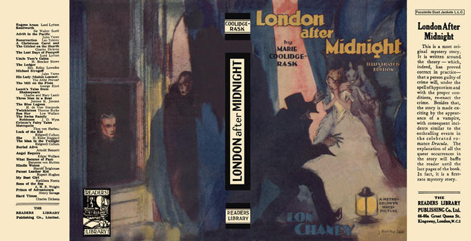 London After Midnight. Marie Coolidge-Rask.