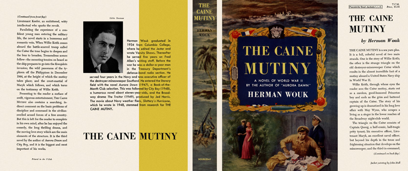 Caine Mutiny, The. Herman Wouk.