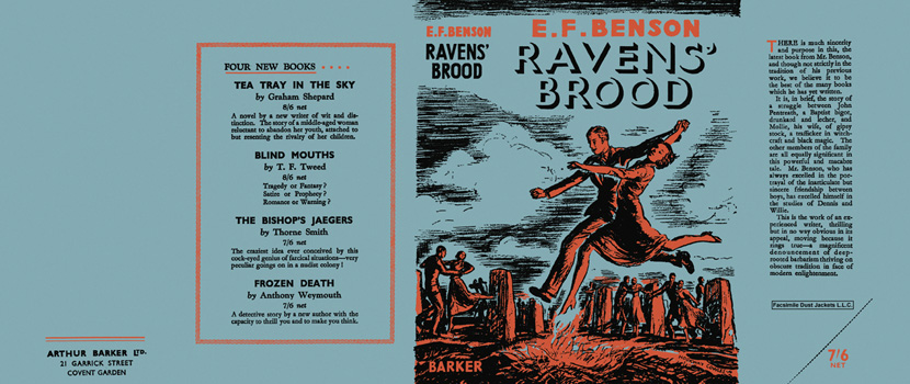 Ravens' Brood. E. F. Benson
