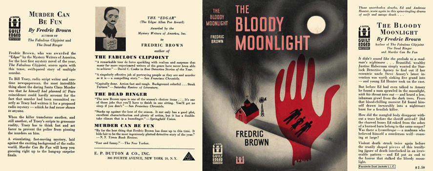 Bloody Moonlight, The. Fredric Brown.