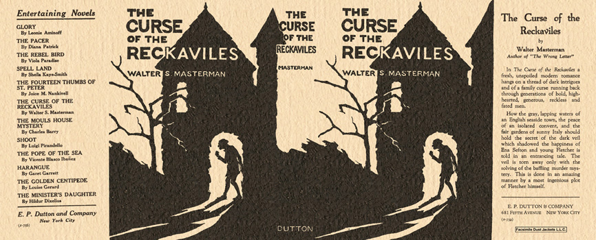 Curse of the Reckaviles, The. Walter S. Masterman.