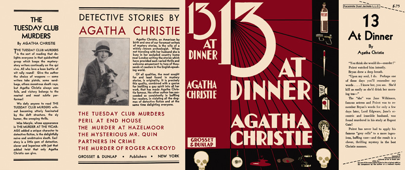 13 at Dinner. Agatha Christie