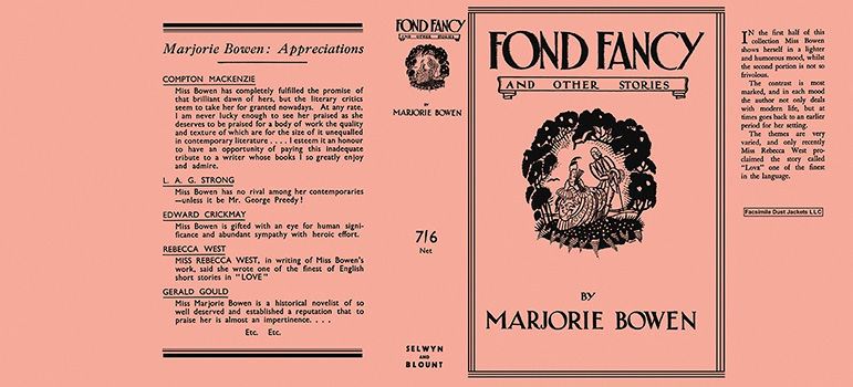 Fond Fancy and Other Stories. Marjorie Bowen.