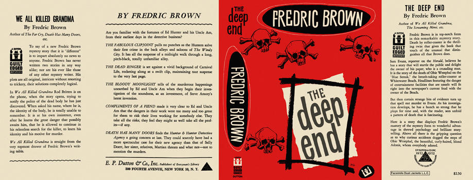 Deep End, The. Fredric Brown.