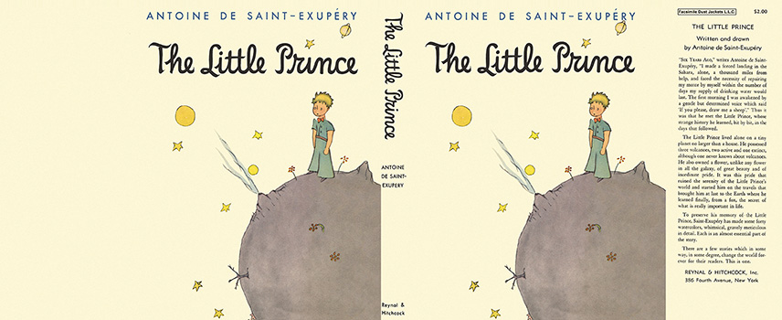 Little Prince, The. Antoine de Saint-Exupery