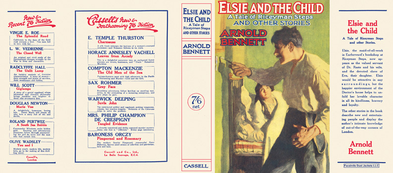 Elsie and the Child. Arnold Bennett