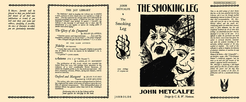 Smoking Leg, The. John Metcalfe.