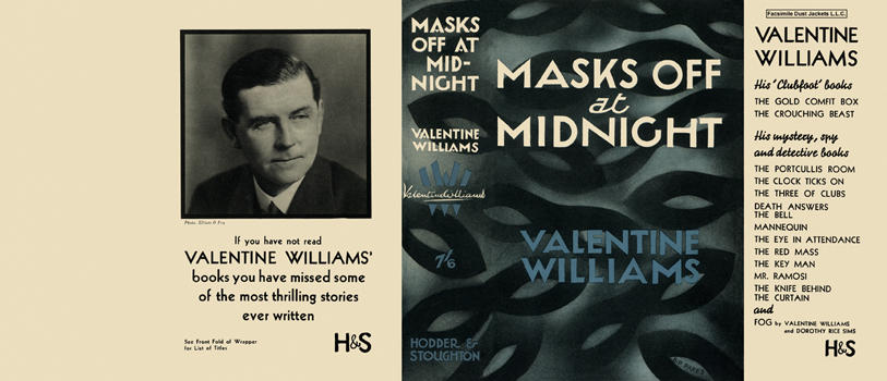 Masks Off At Midnight Valentine Williams
