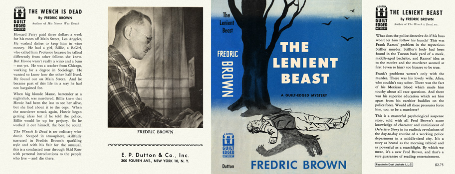Lenient Beast, The. Fredric Brown.