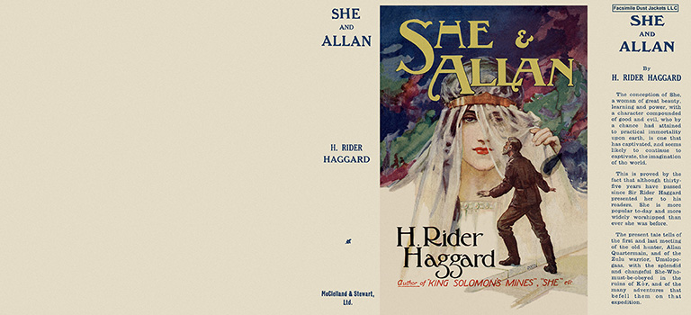 She and Allan. H. Rider Haggard