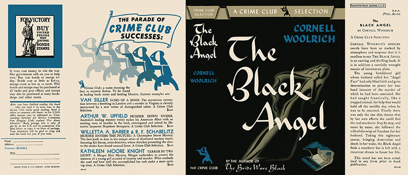 Black Angel, The. Cornell Woolrich
