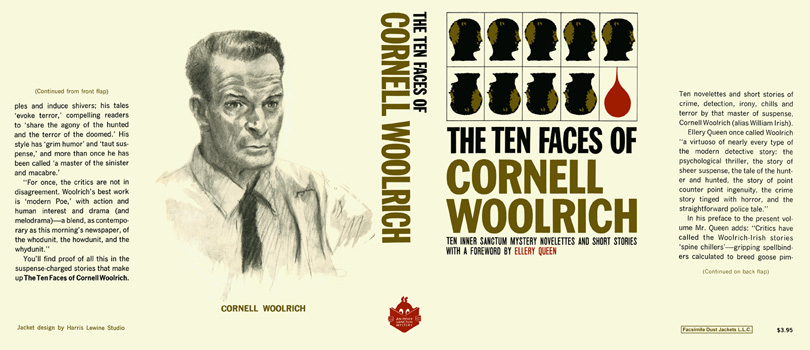 Ten Faces of Cornell Woolrich, The. Cornell Woolrich.