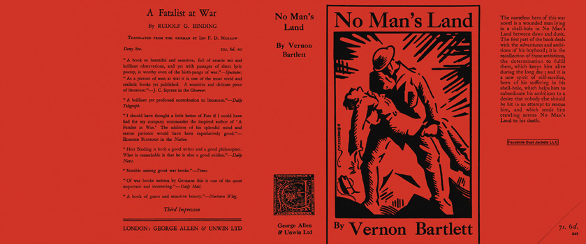 No Man's Land. Vernon Bartlett