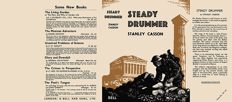 Steady Drummer. Stanley Casson