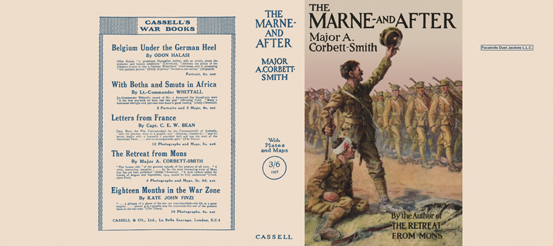 Marne and After, The. Major A. Corbett-Smith