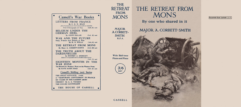 Retreat from Mons, The. Major A. Corbett-Smith.