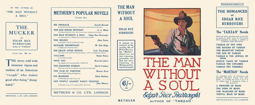 Man Without a Soul, The. Edgar Rice Burroughs