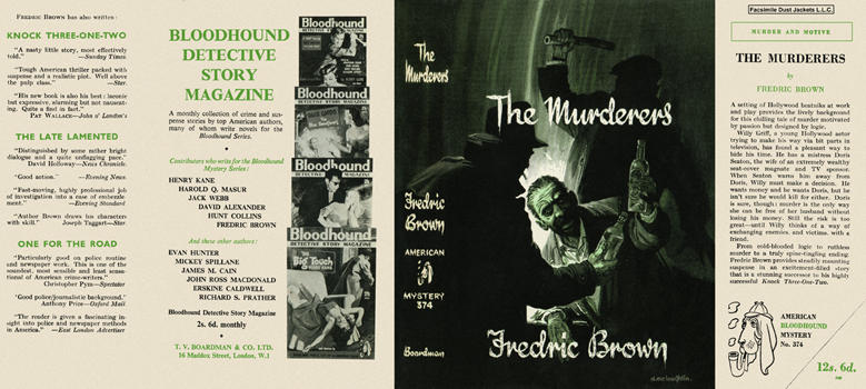 Murderers, The. Fredric Brown.
