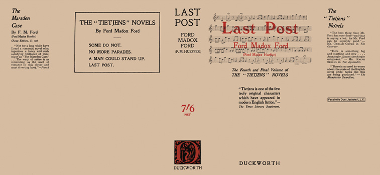 ford madox ford new york essays The presence of ford madox ford: a memorial volume of essays, poems, and memoirs ed  berlin, brussels, frankfurt a/m, new york, vienna, 2010 77.