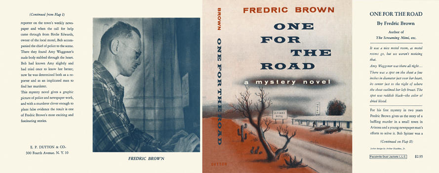 One for the Road. Fredric Brown.