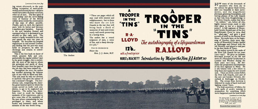 "Trooper in the ""Tins"", A. R. A. Lloyd"