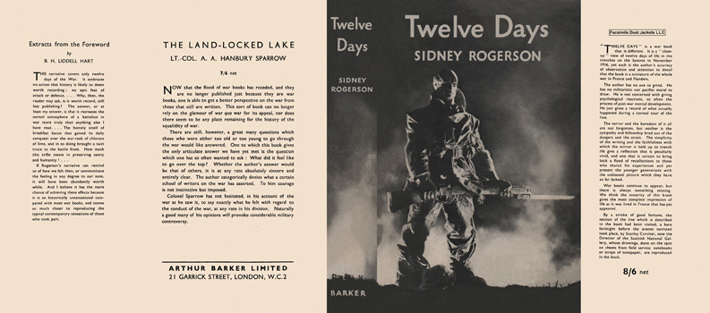 Twelve Days. Sidney Rogerson