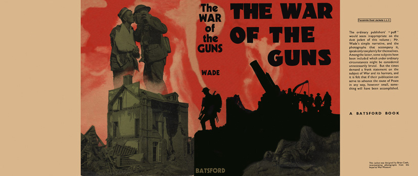 War of the Guns, The. Aubrey Wade