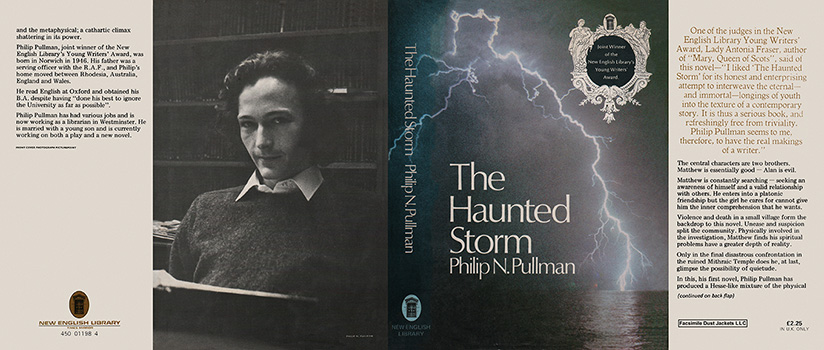 Haunted Storm, The. Philip N. Pullman.