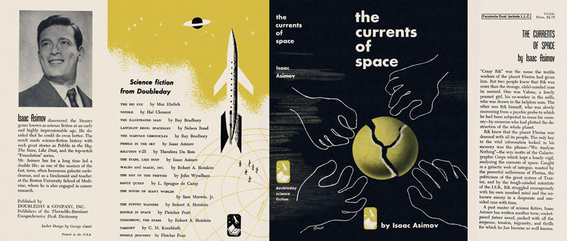 Currents of Space, The. Isaac Asimov
