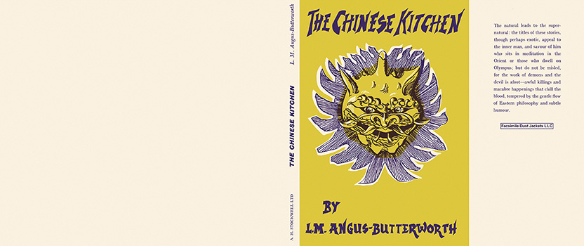 Chinese Kitchen, The. L. M. Angus-Butterworth