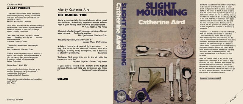 Slight Mourning. Catherine Aird