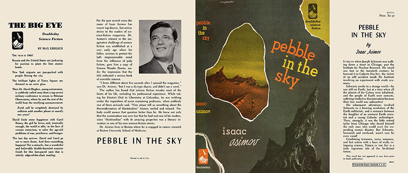 Pebble in the Sky. Isaac Asimov