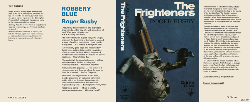 Frighteners, The. Roger Busby.