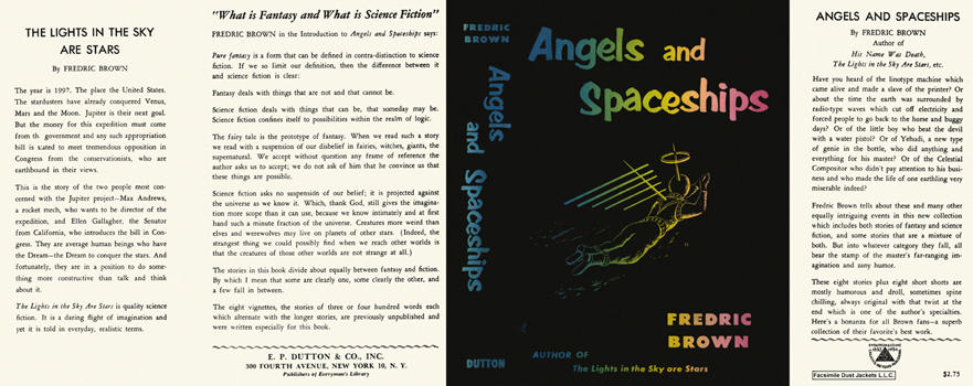 Angels and Spaceships. Fredric Brown