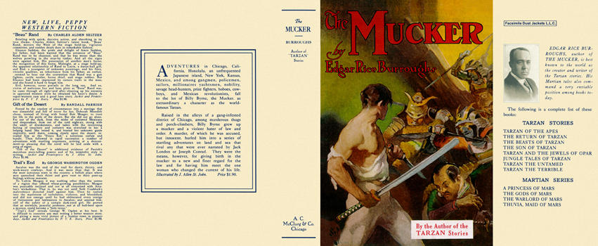 Mucker, The. Edgar Rice Burroughs