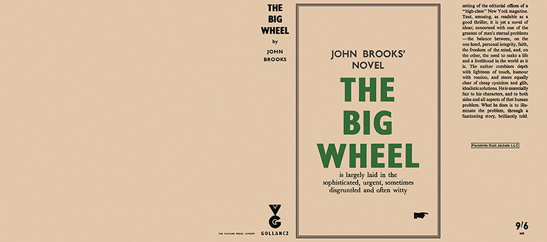 Big Wheel, The. John Brooks