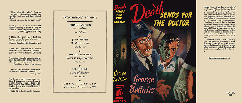 Death Sends for the Doctor. George Bellairs