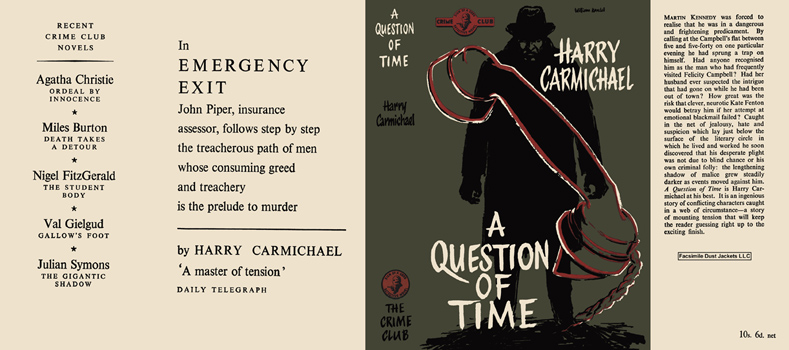 Question of Time, A. Harry Carmichael